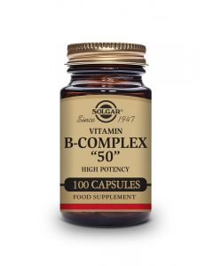 Solgar Vitamin B complex 50  100 kapsula