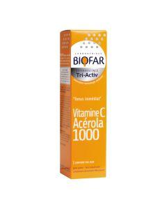 Biofar Tri-Activ Vitamin C Acerola 1000 15 šumećih tableta