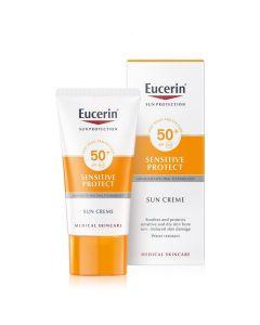 Eucerin Krema za zaštitu osetljive kože od sunca SPF50+ 50 ml