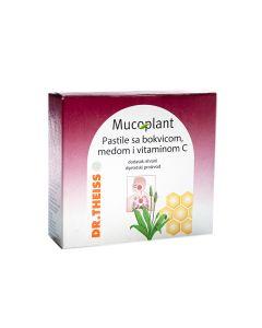 Dr.Theiss Mucoplant 20 pastila