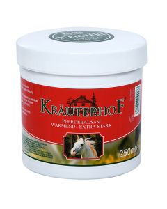 Krauterhof Konjski balzam sa efektom toplote-ekstra jak 250ml