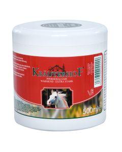 Krauterhof Konjski balzam sa efektom toplote-ekstra jak 500ml