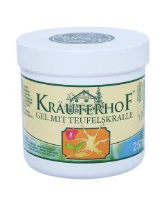 Krauterhof gel od Djavolje kandže 250ml