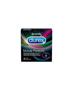 Durex Mutual Pleasure, 3 kondoma