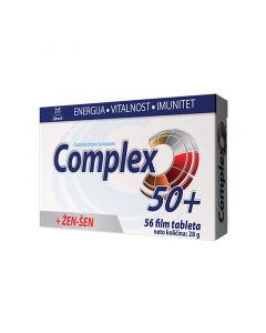 Zdrovit complex 50+ 56 tableta