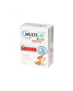 Multilac baby 10 kesica