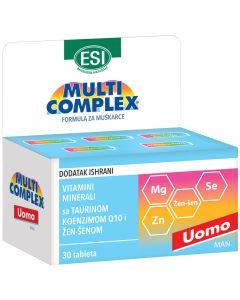 Multi complex uomo 30 tableta