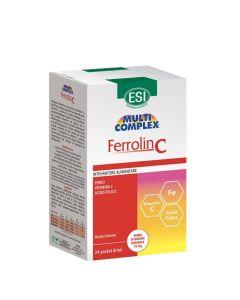 Ferrolin C pocket drink 24 kesica