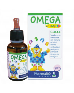 Omega junior kapi 30 ml