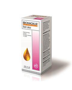 Bronhoklir Sirup Beli slez 200ml