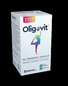 Oligovit za trudnice i dojilje 30 film tableta