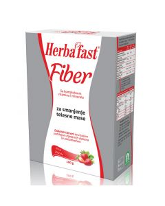 Herbafast Fiber jagoda 10 kesica