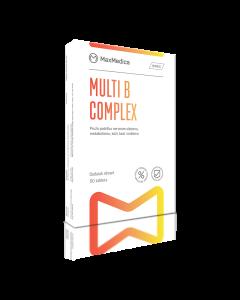 Maxmedica Multi B complex, 50 tableta