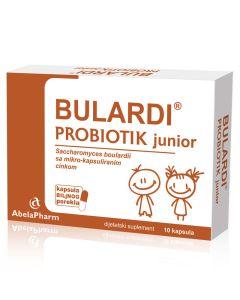Bulardi probiotik Junior 10 kapsula