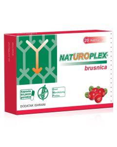 Naturoplex Brusnica 10 kapsula