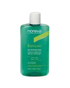 Noreva Exfoliac blagi penušavi gel 250 ml