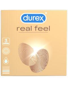Durex Real Feel, 3 kondoma