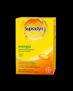 Supradyn Energy Q10, 30 tableta