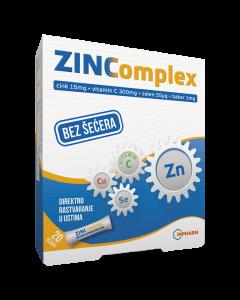 Zincomplex 20 kesica