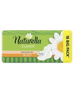 Naturella Classic Thick Duo Normal ulošci, 18 komada