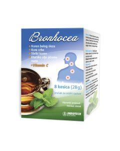 Bronhocea, 8 kesica
