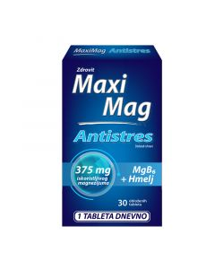 Maxi Mag Antisttres 30 tableta