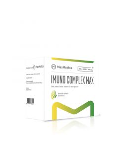 Maxmedica Imuno Complex Max, 20 kesica