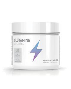 BATTERY Glutamine - Unflavored, 500g