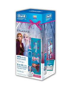 Oral B Vitality Frozen Giftbox