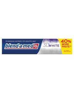 Blend-a-med 3D White pasta za zube, 140ml