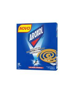 Aroxol Spirala citrus 10 komada