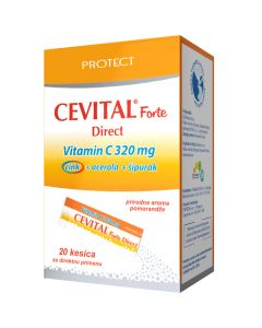 Protect Cevital Forte Direkt, 20 kesica