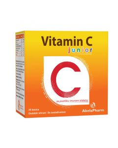 Vitamin C Junior, 30 kesica