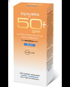 Equilibria ultra protective sun cream spf 50+ 50 ml