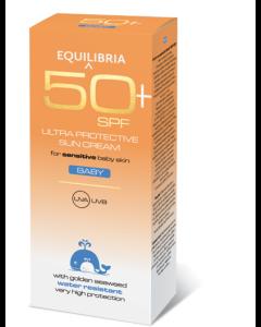 Equilibria ultra protective sun cream baby spf 50+ 50 ml