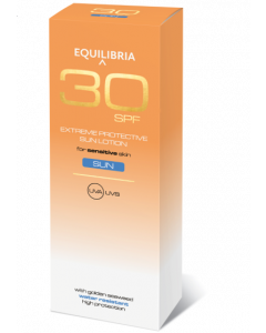 Equilibria extreme protective sun lotion spf 30 200 ml