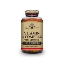 Solgar Vitamin B complex sa vitaminom C 100 tableta