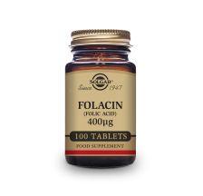 Solgar Folacin 400 mcg 100 tableta