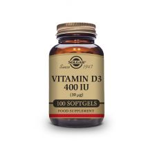 Solgar Vitamin D3 100 mekih kapsula