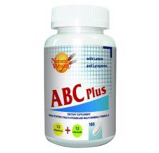 Natural Wealth ABC Plus 100 tableta