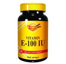 Natural Wealth Vitamin E 100 iu 100 mekih kapsula