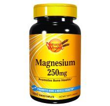 Natural Wealth Magnezijum 250 mg 100 tableta