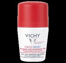 Vichy dezodorans roll-on protiv prekomernog znojenja-72h stress resist 50ml