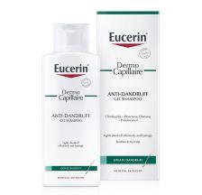 Eucerin DermoCapillaire gel šampon protiv masne peruti 250 ml
