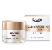 Eucerin Hyaluron-Filler + Elasticity dnevna krema spf15 50 ml