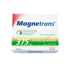 Magnetrans direkt 375mg granule 20 kesica