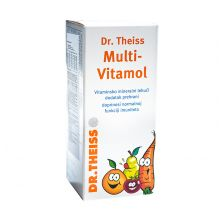 Dr.Theiss Multivitamol 3+ sirup 200 ml