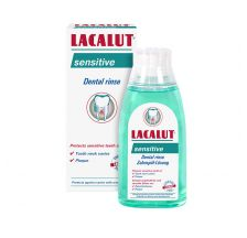 Lacalut sensitive rastvor 300 ml