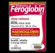 Feroglobin 30 kapsula