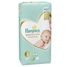 Pampers Premium Care VP pelene, veličina 2 (4-8kg), 50 komada